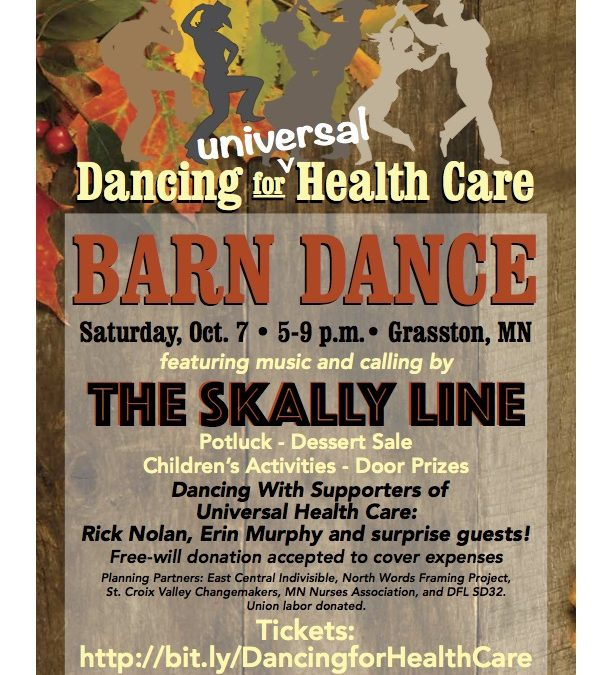 Dancing for Universal Health Care
